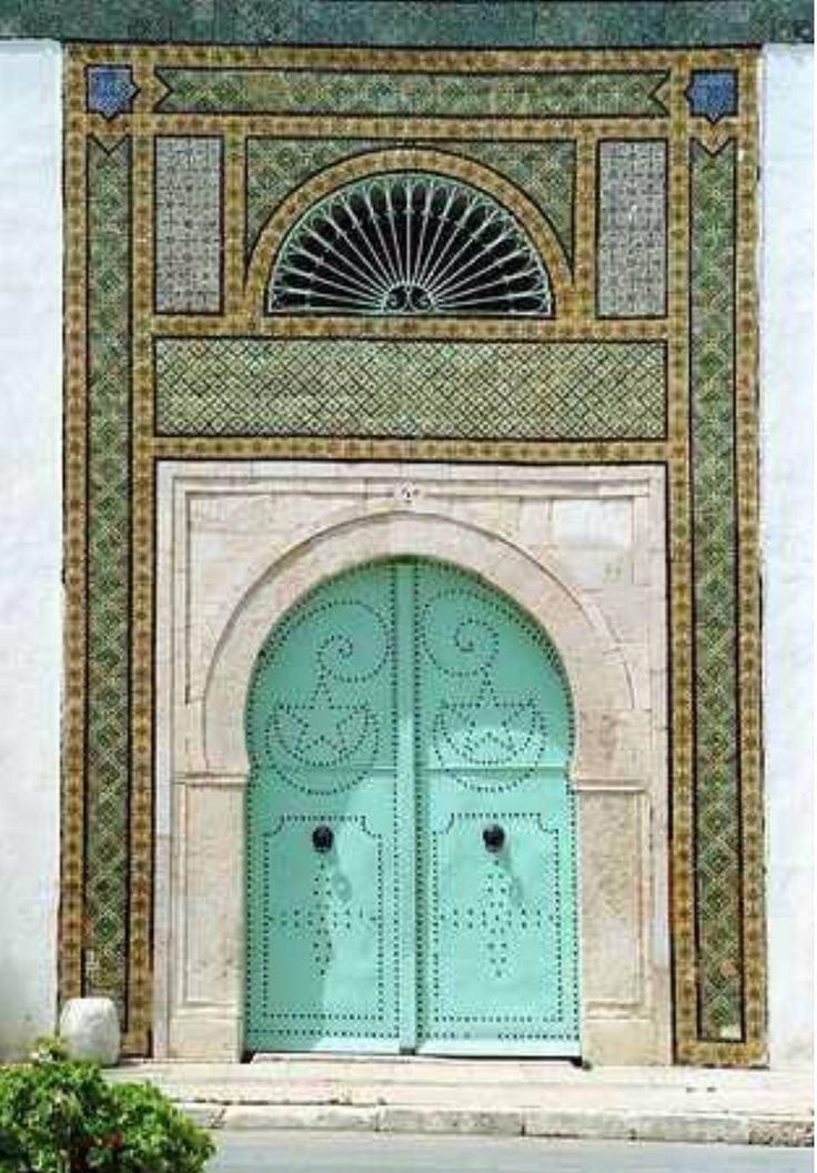 Door from The Middle East