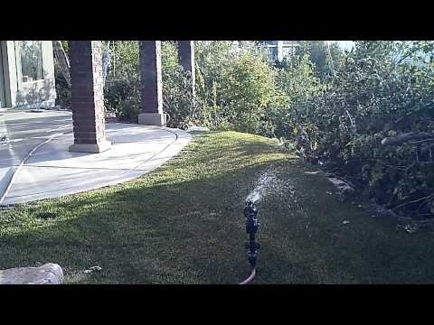 Orbit Yard Enforcer Motion Activated Pest Deterrent Srpinkler