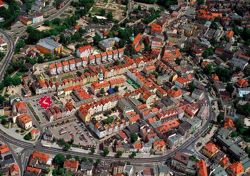 Ariel Shot of Centrum