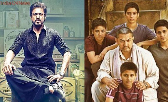 Aamir Khan's Dangal, Shah Rukh Khan's Raees and other Indian films on Netflix