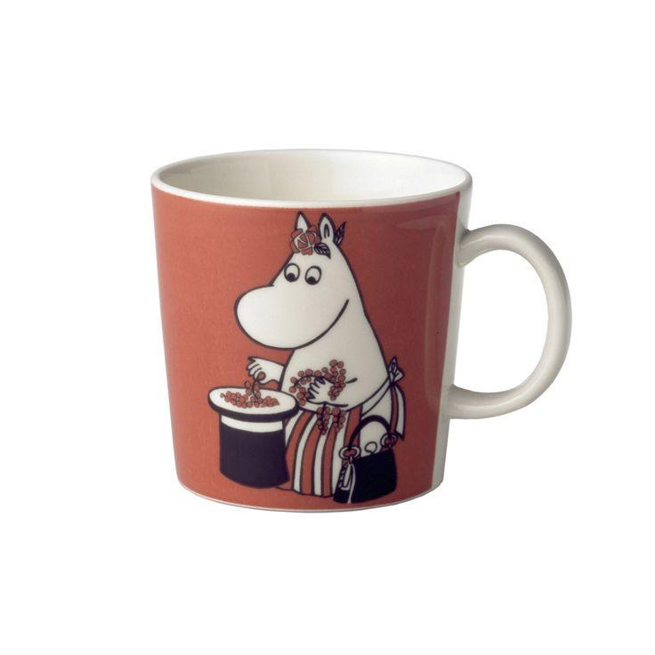 Moomin Moominmamma mug