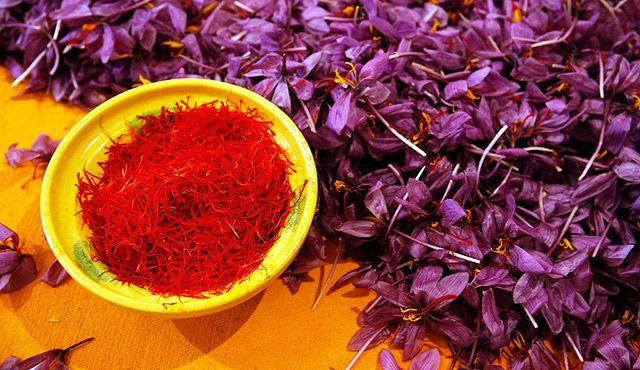 El Azafrán (Saffron)