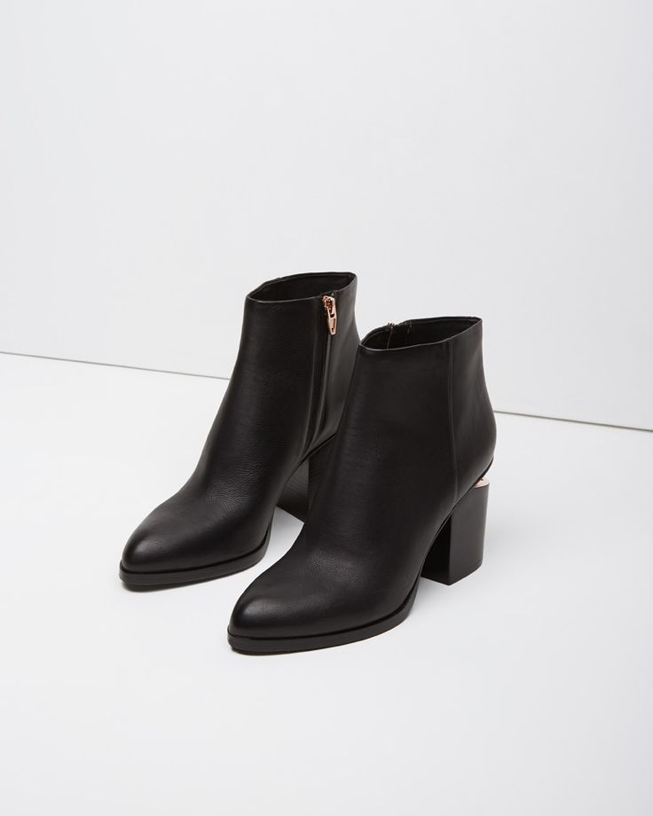 Gabi Ankle Boot // Alexander Wang