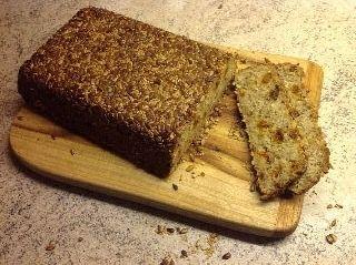 Glutenvrij Vezelbrood - Natuurlijk gezond - Santura
