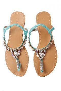 #myqueensparksummer Pastel sparkle sandal R320