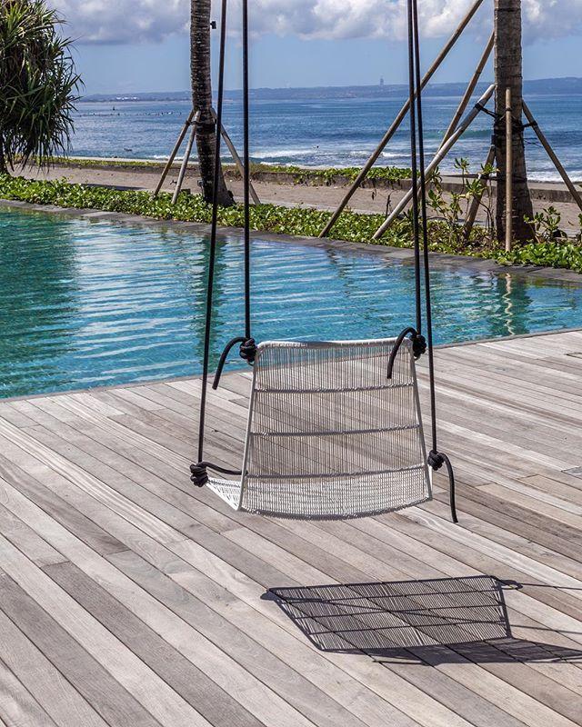 Shot at the new COMO Beach Club, Canggu, by Bali Interiors. #bali #baliinteriors #interiordesign #homedecor