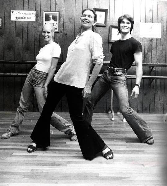 patrick swayze dancing - Google Search