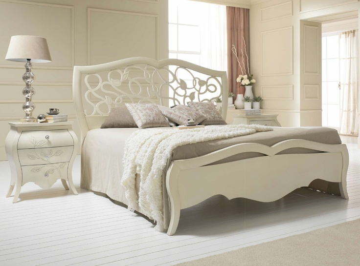 Stilema - Classic Traforato Bed #Bed #Luxury #Homeware