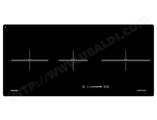 Plaque induction AIRLUX ATI83BK