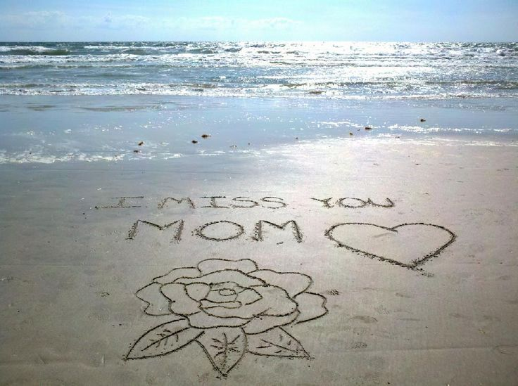 Not a day passes that I don't miss my dear mother. If yours is still alive, take the time to fully appreciate her for who she is and everything she ever did for you.