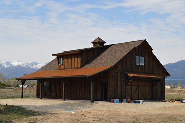Reclaimed Rustic Barn Wood Siding and Timbers-alternate ranchwood ...