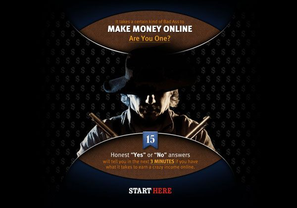 15 Honest 'Yes' or 'No' answers will tell you in the next 3 minutes if you have what it takes to earn a crazy income online.