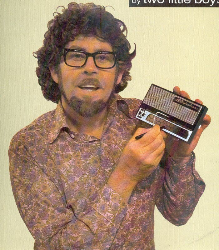Rolf Harris and his Stylophone http://notahipster.tribe.net/photos/232ac51b-18dd-4399-a335-f4f8f1627240