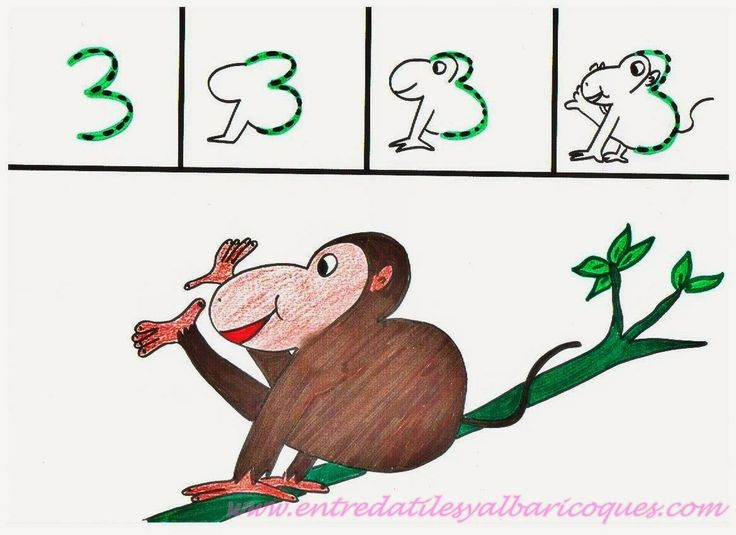 el 3. un mono
