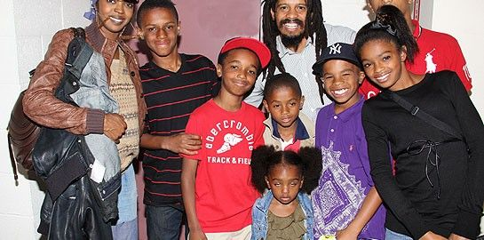 Photos: Meet Lauryn Hill's 6 Children, YES 6 CHILDREN!!!