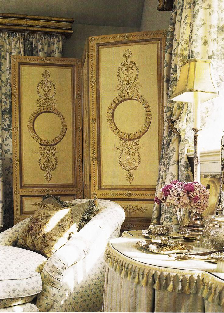 DC Bedroom Interior Design Sue Alefantis Architect Walter Lynch Published Country French Decorating