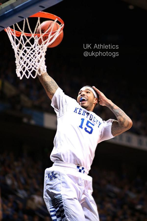 This will be on posters… | Kentucky Sports Radio Willie Cauley-Stein!