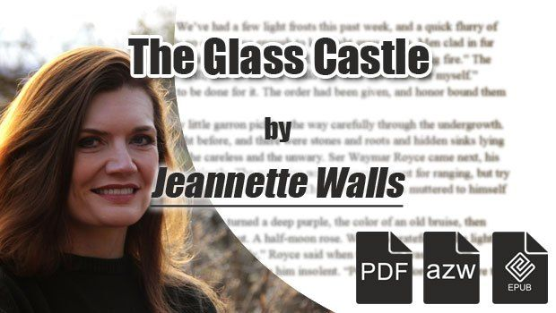 The Glass Castle A Memoir Pdf