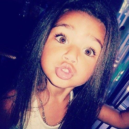 cute little girls with swag tumblr - Google Search