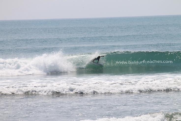 barrel in Kuta beach