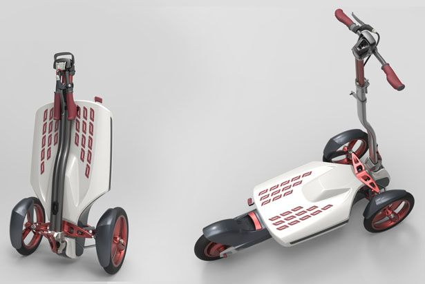 If you are a loyal reader of Tuvie, you would have read about MUV-e Scooter. We just got news from the company that this electric vehicle has come to live, it's not just concept, it's a fully functional vehicle.