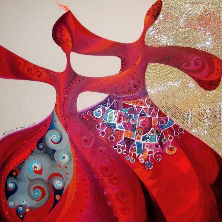 Miss Huma: ART By Canan Berber