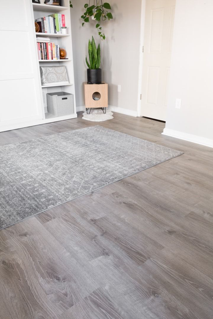 is lifeproof vinyl flooring good here