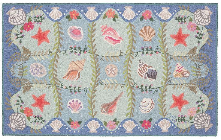 Claire Murray - Seashells 3x5 (R695)