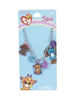Beanie Boo Charm Necklace