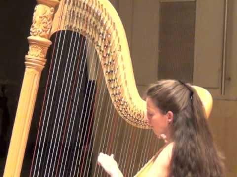 Waltz of the Flowers - Tschaikowsky, Silke Aichhorn - Harfe / Harp