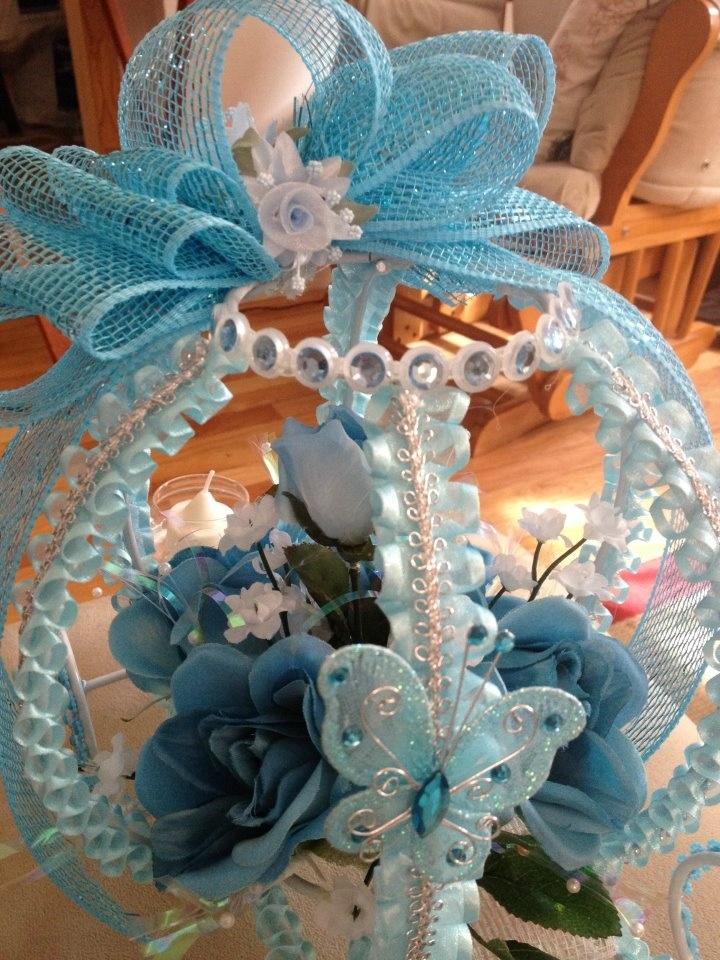 Princess Carriage Centerpiece Ideas Best House Interior Today