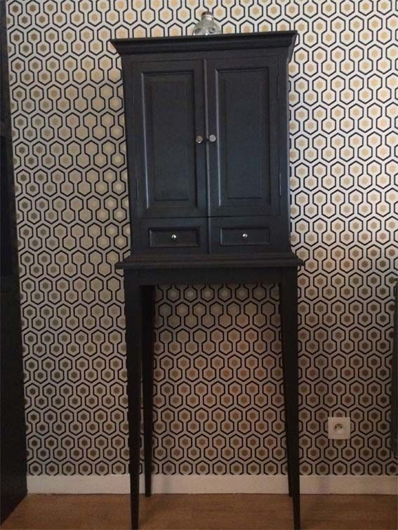 1000 images about meuble relook on pinterest. Black Bedroom Furniture Sets. Home Design Ideas