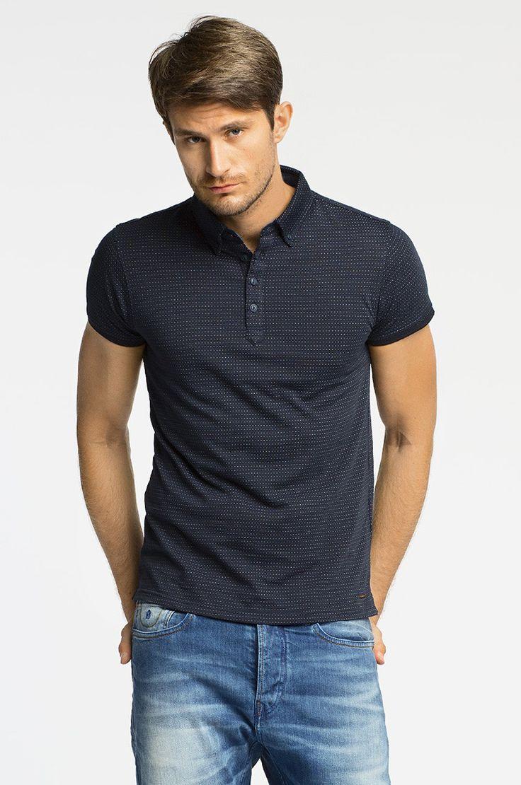 moda męska, men fashion style, menswear, polo, tshirt, scotch & soda, answear.com
