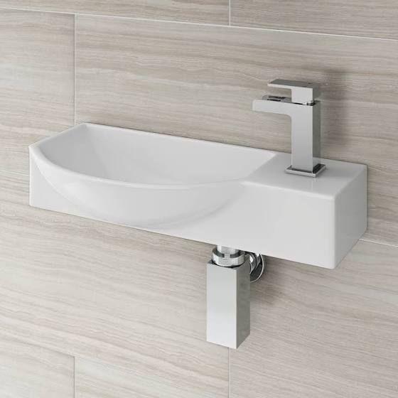 25 best corner sink unit ideas on pinterest small - Bathroom corner sink unit ...