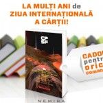 Reduceri, promoții și oferte de Ziua Internațională a cărții