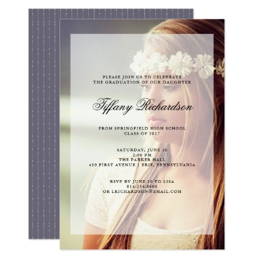165 best modern graduation invitations images on pinterest cap d wedding invitations graduation invitations birthday party invites baby shower announcements from zazzle filmwisefo Gallery