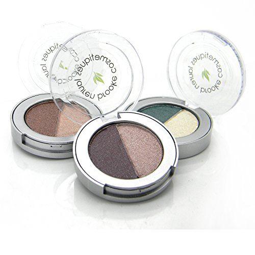 Lauren Brooke Cosmetiques Pressed Eyeshadow Duos (Toffee/Sandalwood) - http://essential-organic.com/lauren-brooke-cosmetiques-pressed-eyeshadow-duos-toffeesandalwood/