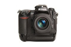 Nikon D2h digital SLR camera by Florenz.