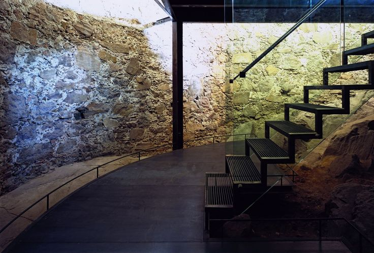MMM Messner Mountain Museum Firmian Bolzano / Italy / 2006 Werner Tscholl, Architekt