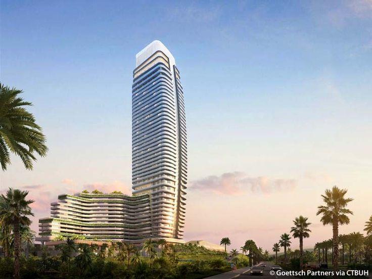 Rosewood Sanya and International Finance Forum -                  The Skyscraper Center
