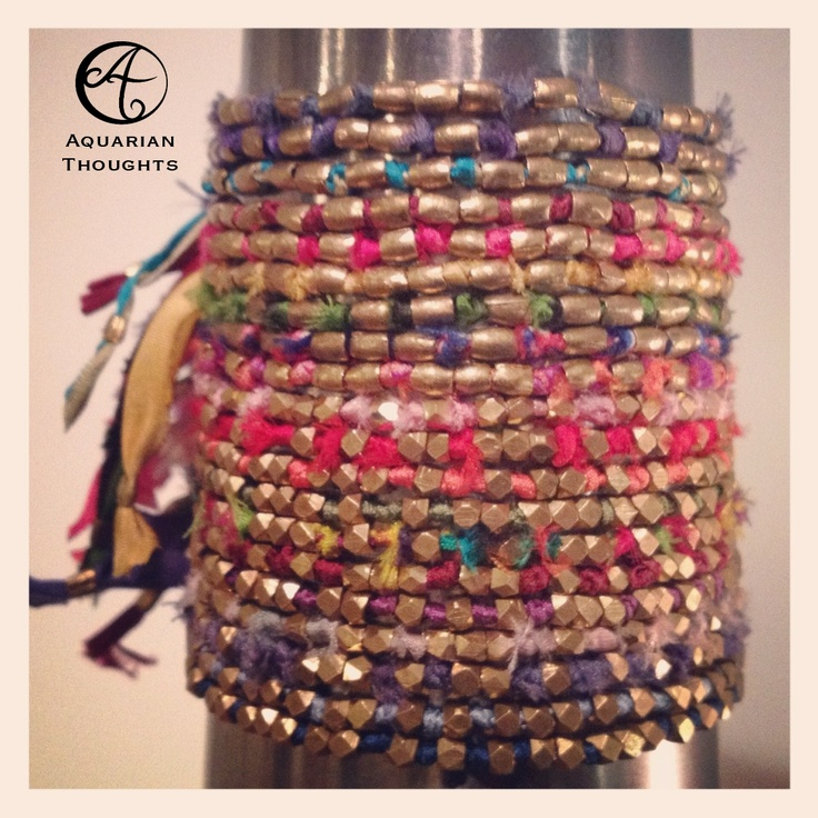 Aquarian Thoughts.... Bracelets for Friends