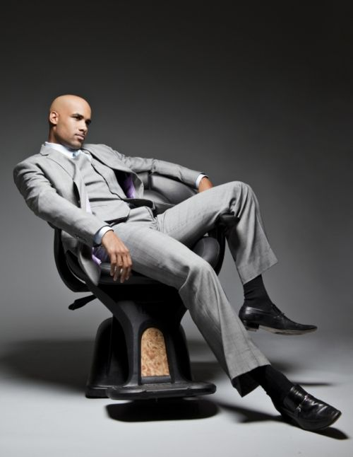 Boris Kodjoe Exposed | TeasHer Tuesday: Boris Kodjoe | TractHer TrailHer