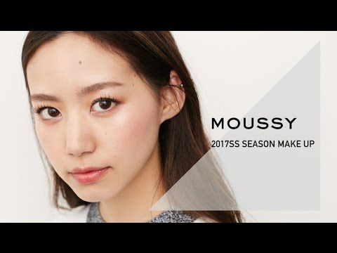 M・A・Cメイクアップアーティストに学ぶ【MOUSSY SS メイクムービー】大公開♡ - YouTube