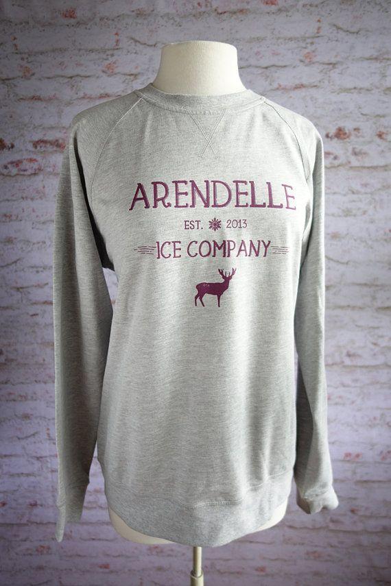 arendelle sweatshirt, frozen sweatshirt, frozen shirt, queen elsa shirt, princess anna shirt, olaf, hans, kristoff, disney frozen shirt