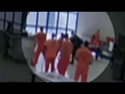 SHOCKING VIDEO: Inmate in Tampa jail tries to choke deputy with towel #news #alternativenews