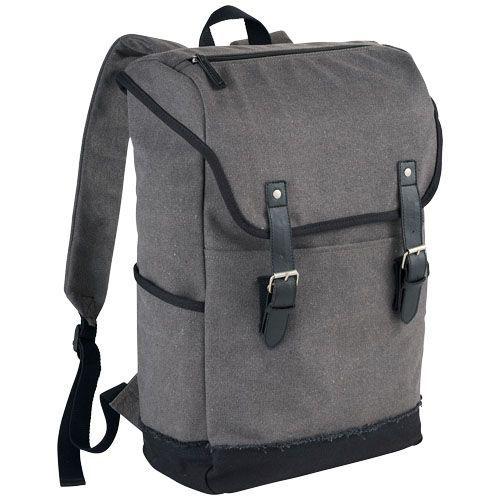 Hudson 15,6'' laptop rugzak bedrukken met jouw logo - DéBlé