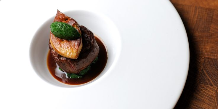 This is the ultimate beef fillet recipe, created by top chef Chris Horridge. The beef is complemented perfectly by a Madeira sauce and parsley purée
