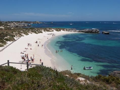 Perth, Western Australia- most amazing place I've ever lived!