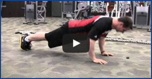 Fixing your pushup