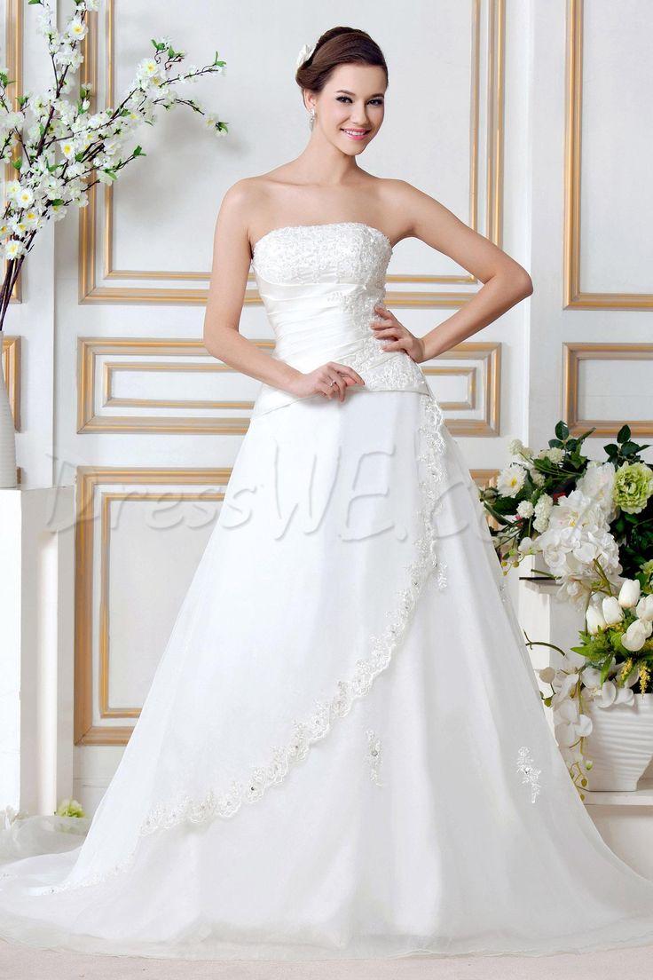 194 best Dresses images on Pinterest | Wedding dressses, Marriage ...